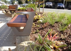 Recent urbanscape landscape design projects on the Sunshine Coast
