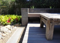 Recent residential landscape design projects on the Sunshine Coast